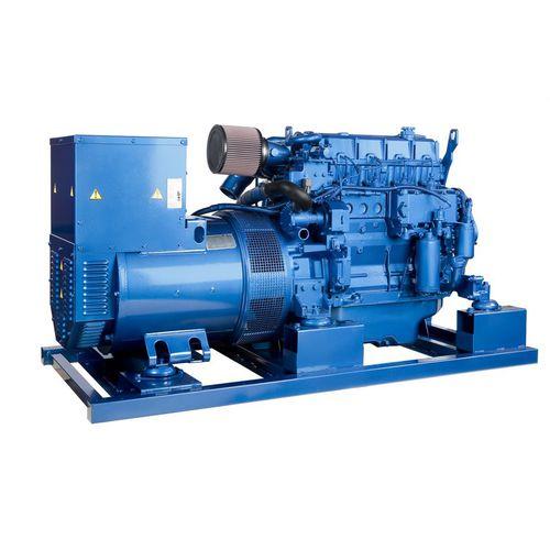 grupo gerador de energia para iate / a diesel