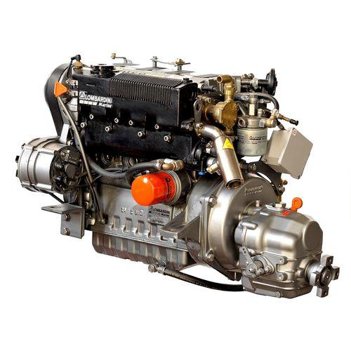 motor de recreio / de centro / a diesel / atmosférico