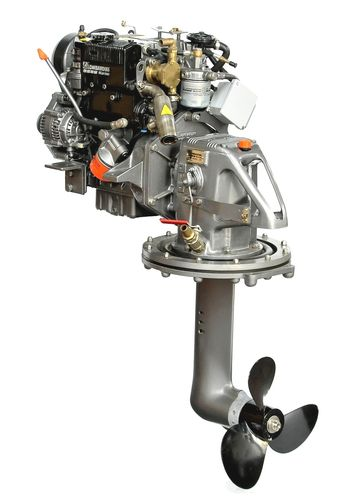 motor de recreio / saildrive / a diesel / atmosférico