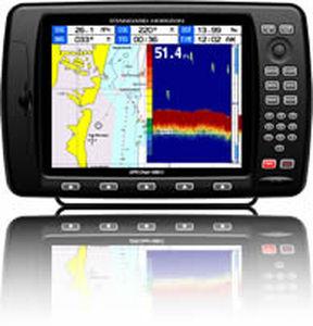 marcador / GPS / WAAS / náutico