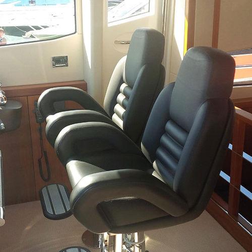 assento de piloto / para barco / para navio / para iate