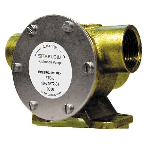 bomba para barco / de porão / de refrigeração do motor / para lavadora de alta pressão