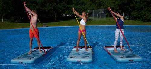 equipamento de diversão aquática colchão / inflável