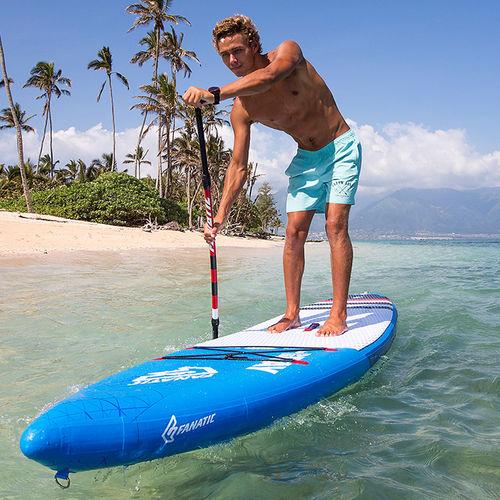 prancha de stand-up paddle de turismo / de windsurf / inflável / em PVC