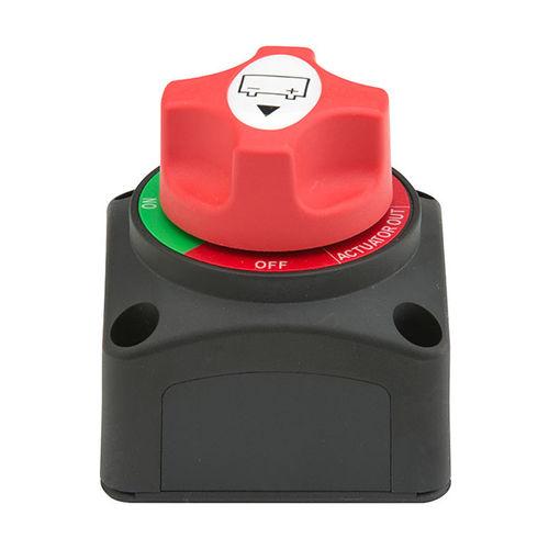 chave seletora de baterias