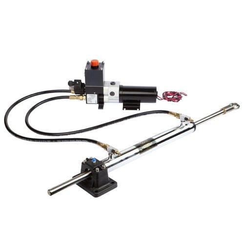 transmissão para piloto automático / hidráulica / linear