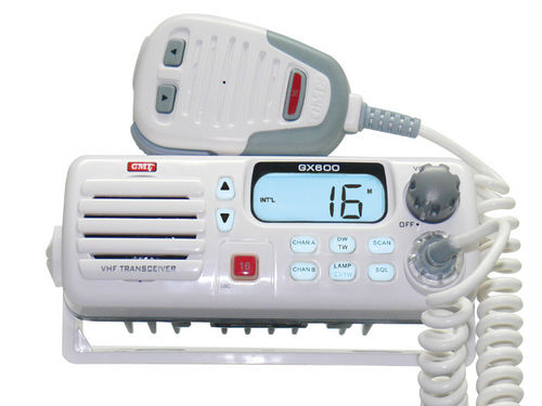rádio para barco / fixo / VHF / IP67