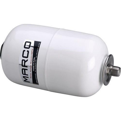 tanque para água / acumulador / para barco / metálico