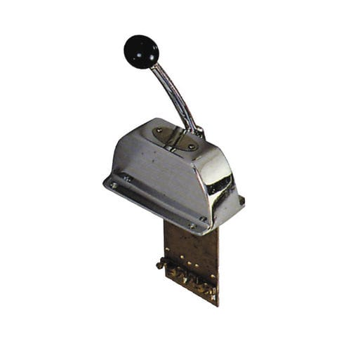 alavanca de comando para motor / mecânica / alavanca simples / para barco
