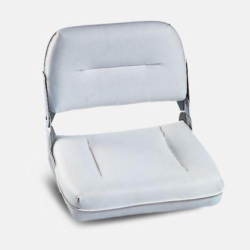 assento para barco / rebatível / de 1 lugar