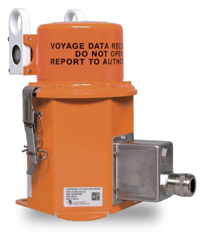 gravador de dados de viagem para navio