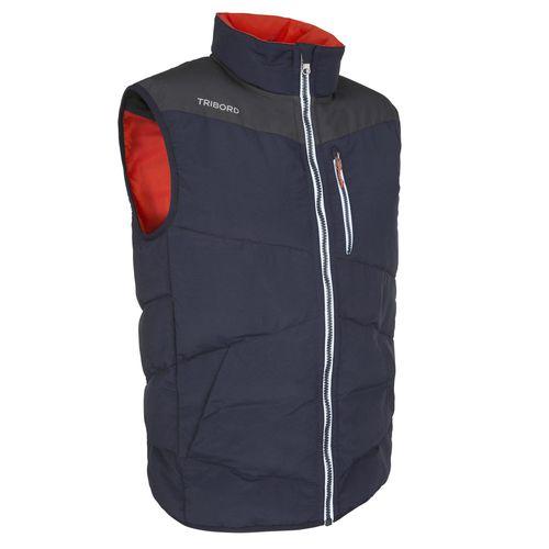 jaqueta de navegação costeira / para homem / flutuante / sem mangas