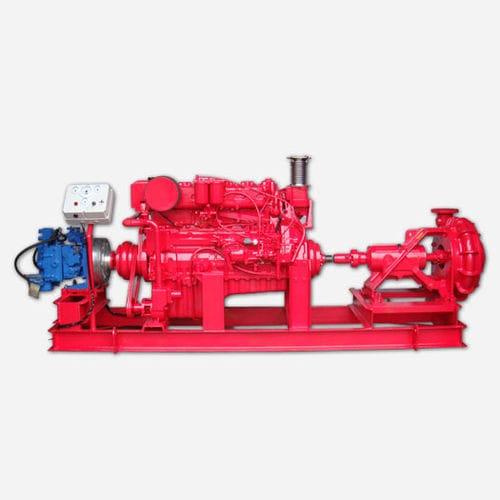 motor para navio semirrápido / auxiliar / a diesel / Tier 1