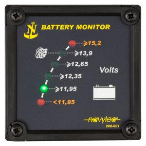 controlador de carga para bateria / para barco