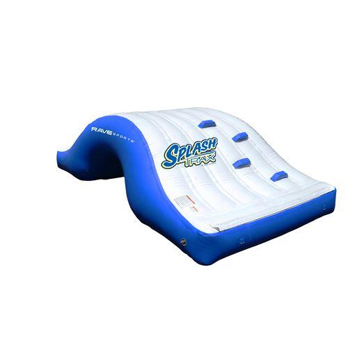 equipamento de diversão aquática escorregador / de convés / inflável