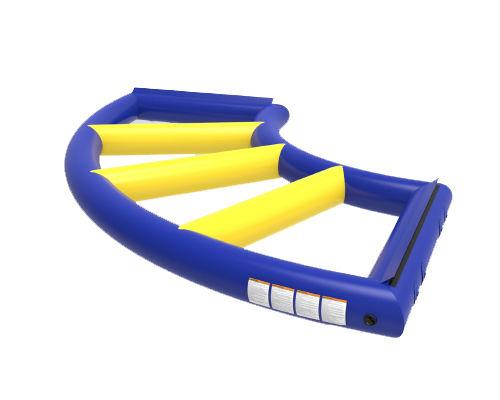 equipamento de diversão aquática trave de equilíbrio / de convés / flutuante