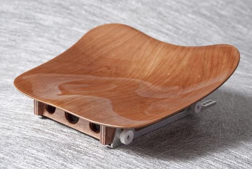 assento para caiaque / ajustável / deslizante / de 1 lugar