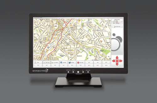 monitor para barco / PC / com tela sensível ao toque