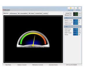 software de aquisição de dados / para navio