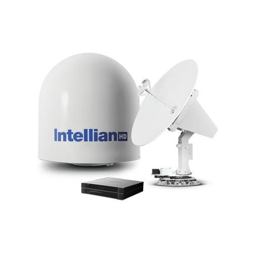 antena de TV / de satélite / Banda Ku / Banda Ka