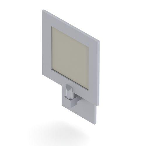 arandela para ambiente interno / para barco / de LED / de parede