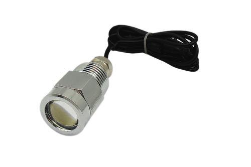 bujão de dreno com lâmpada de LED