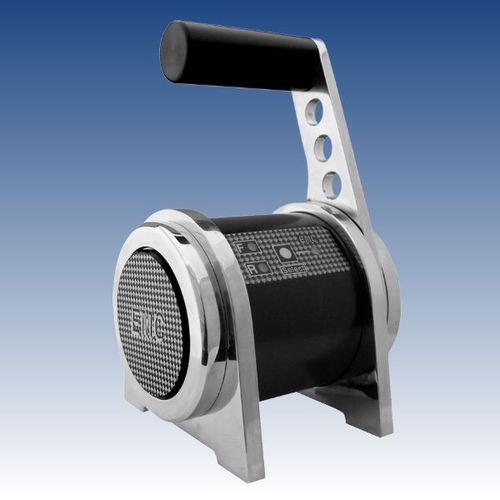 alavanca de comando para motor / digital / alavanca simples / para barco