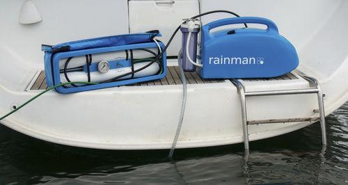 bomba para barco / de transferência / de água / com rotor