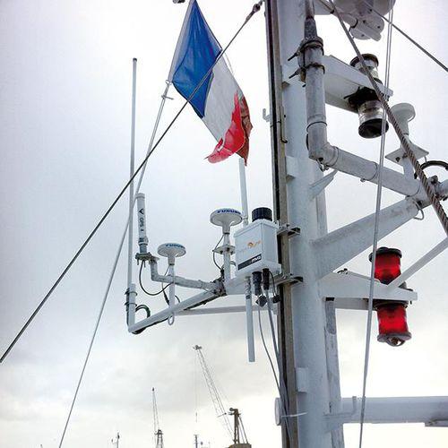 antena 4G / Internet / para iate / para navio