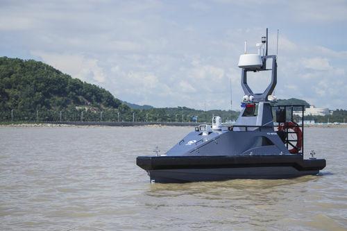 barco-patrulha / a diesel / de propulsão para jet-ski