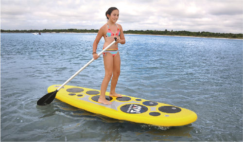 prancha de stand-up paddle allround / para iniciante / infantil