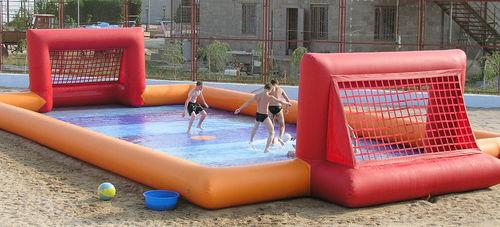 equipamento de diversão aquática para multi-esportes / inflável