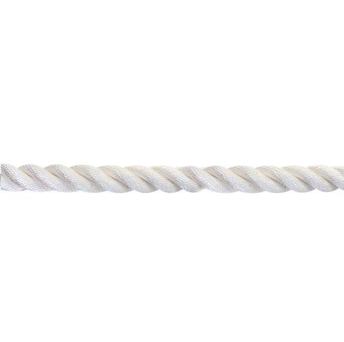 cabo náutico de amarração / de reboque / para rede de pesca / torcido