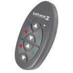 rádio controle remoto de molinete / para barco / com botões