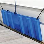 defensa para barco / retangular / com espuma no interior