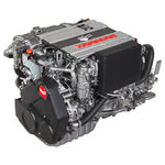 motor de recreio / de centro / a diesel / de injeção direta