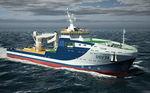 navio de apoio offshore auxiliar para mergulho