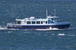 barco de passeio elétrico / em alumínio
