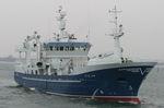 navio de pesca profissional traineira