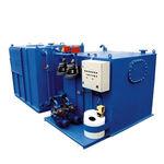 separador para navio / água / óleo / para águas de porão