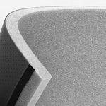 painel para isolamento acústico / em espuma de poliuretano