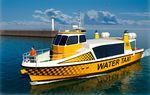 barco de passageiros com motor de centro