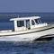 barco de pesca-passeio com motor de popa / com motor de centro / com casa do leme / máx. 8 pessoas