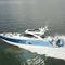 lancha Express Cruiser com motor de popa / quadrimotora / com hard-top / bowrider
