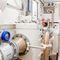 sistema de tratamento de água de lastro / para navio / de contêiner