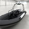 barco utilitário / de propulsão para jet-ski / barco inflável semirrígido