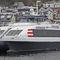 """barco de passageiros catamarãM/S """"Vøringen""""Oma Baatbyggeri AS"""