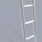 escada para barco / retrátil / telescópica / de banhos
