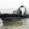barco utilitário / barco salva-vidas / barco militar / com motor de popa