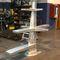 suporte de antena para iate / de radar / em alumínio / sob medida
